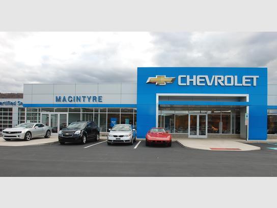 MacIntyre Chevrolet - Buick