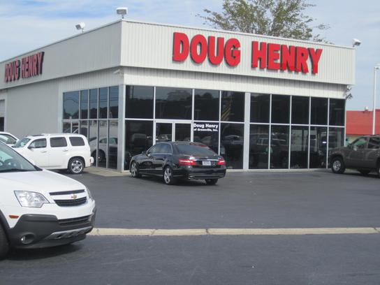Doug Henry Greenville Nc >> Doug Henry Of Greenville Greenville Nc 27834 Car Dealership And