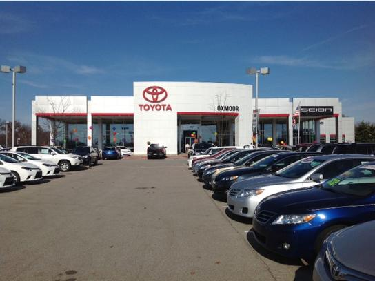 Oxmoor Toyota Service >> Oxmoor Toyota Louisville Ky 40222 Car Dealership And Auto