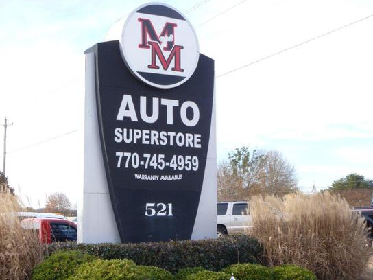 M&M Auto Sales >> M And M Auto Superstore Lithia Springs Ga 30122 Car Dealership
