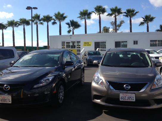 Cars For Sale San Diego Ca >> Hertz Car Sales Kearny Mesa San Diego Ca 92111 Car Dealership
