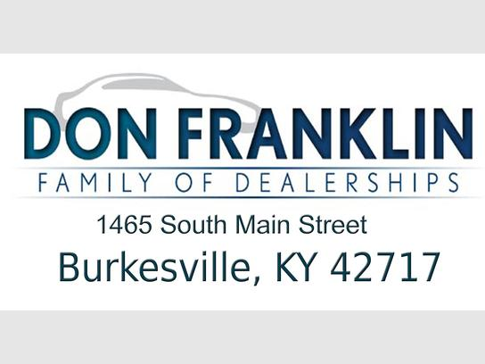 Don Franklin Burkesville Chevrolet Gmc Inc Burkesville Ky