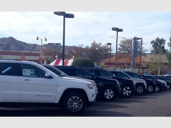 Simi Valley Chrysler Dodge Jeep Ram