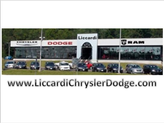 Dodge Dealers In Nj >> Liccardi Chrysler Dodge Ram Green Brook Nj 08812 Car