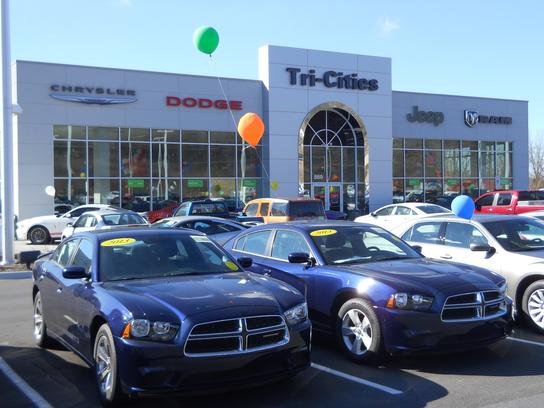 Tri Cities Dodge >> Tri Cities Chrysler Dodge Jeep Ram Kingsport Tn 37660