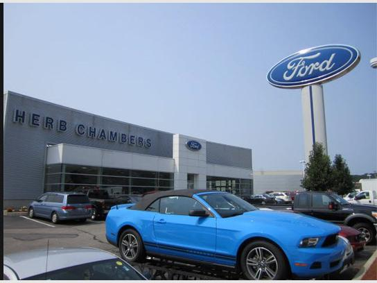 Herb Chambers Westborough >> Herb Chambers Ford Of Westborough Westborough Ma 01581