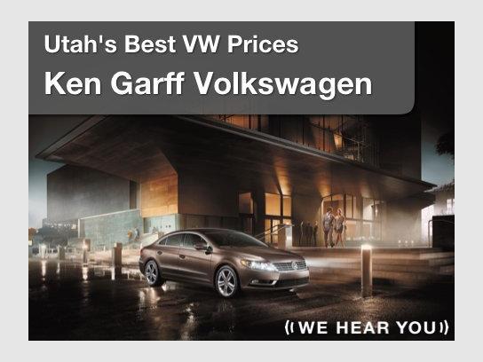 Ken Garff Orem >> Ken Garff Volkswagen Orem Ut 84058 Car Dealership And