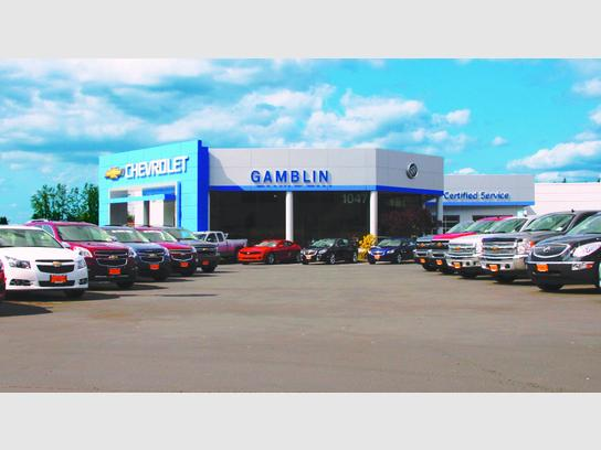 Art Gamblin Motors
