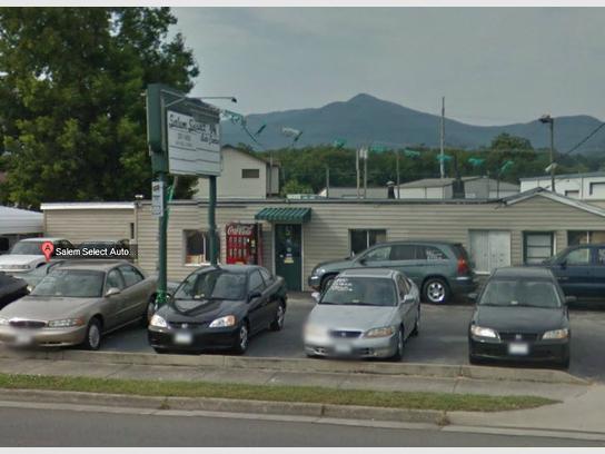 Salem Car Dealerships >> Salem Select Auto Center Salem Va 24153 Car Dealership