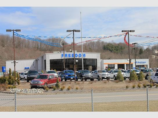 Freedom Ford Wise Va >> Freedom Ford Lincoln Wise Va 24293 Car Dealership And Auto