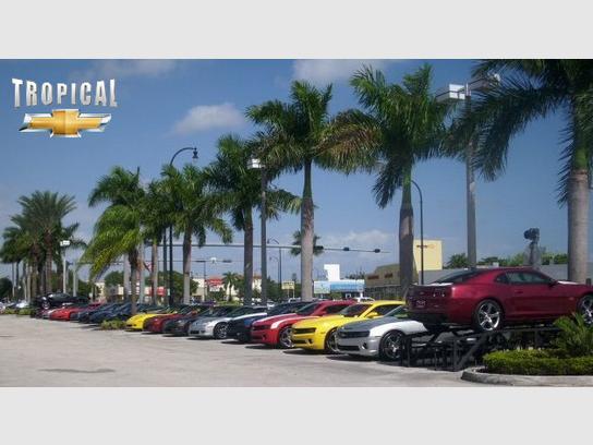Tropical Chevrolet