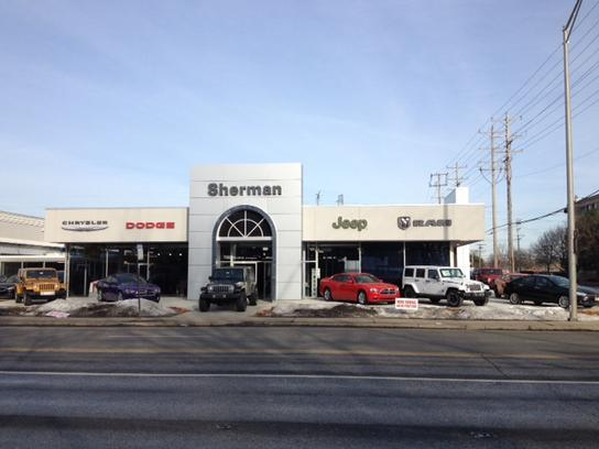 Sherman Dodge Chrysler Jeep