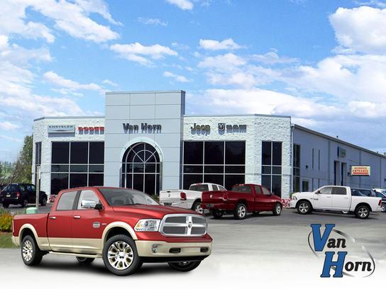 Van Horn Auto >> Van Horn Chrysler Dodge Jeep Ram Fiat Of Plymouth Plymouth