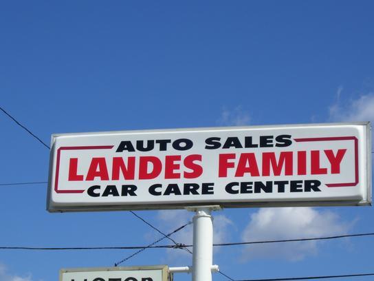 Landes Family Auto Sales