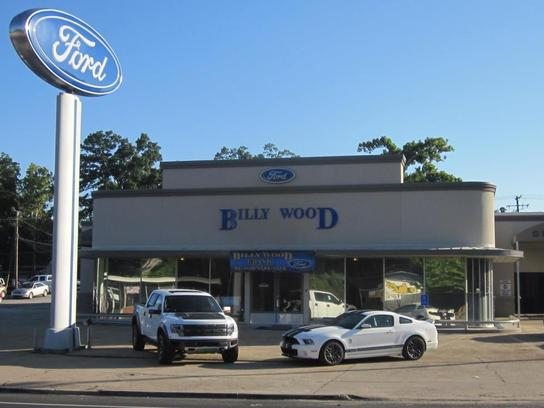 Billy Wood Ford