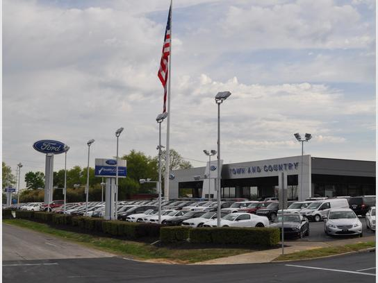 Ford Dealership Nashville Tn >> Town Country Ford Of Nashville Madison Tn 37115 Car
