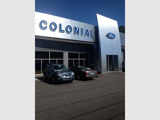 Colonial Ford Danbury >> Colonial Ford Danbury Ct 06811 Car Dealership And Auto Financing