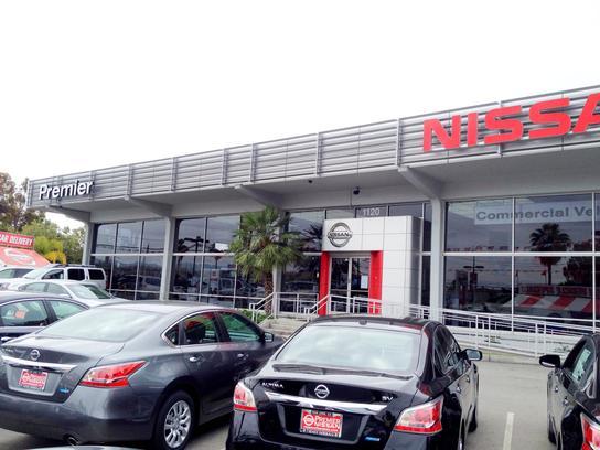 Premier Nissan Of San Jose >> Premier Nissan Of San Jose San Jose Ca 95136 Car
