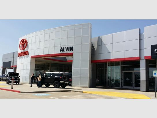 Toyota Of Alvin >> Toyota Of Alvin Alvin Tx 77511 Car Dealership And Auto Financing