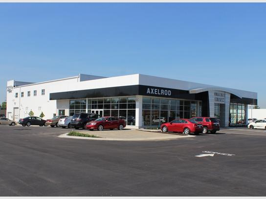 Axelrod Buick GMC