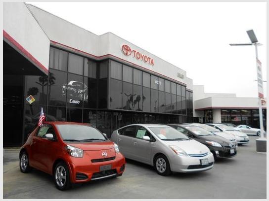 Culver City Toyota Culver City Ca 90232 Car Dealership And Auto Financing Autotrader