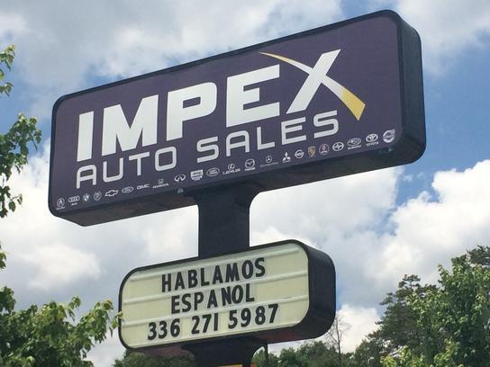 Impex Auto Sales