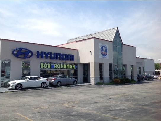 Hyundai Dealership Indianapolis >> Bob Rohrman Indy Hyundai Indianapolis In 46219 Car Dealership