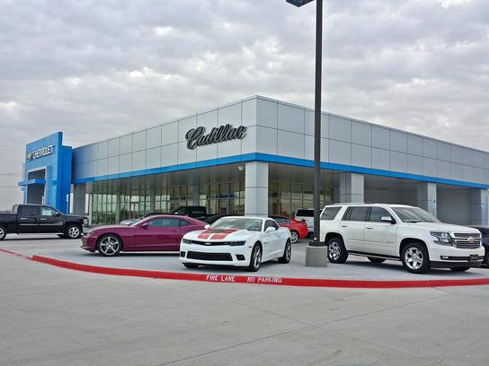 Britain Chevrolet Cadillac Greenville Tx 75402 Car Dealership And Auto Financing Autotrader