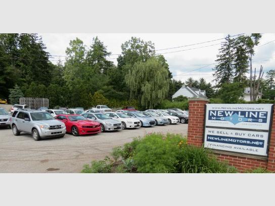 New Line Motors, Inc.