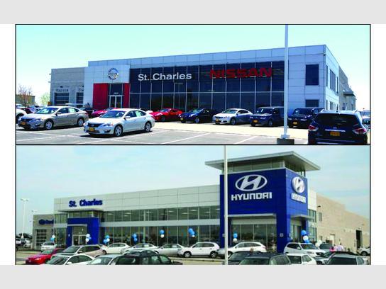 St. Charles Nissan Hyundai
