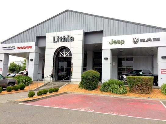 Lithia Chrysler Jeep Dodge >> Lithia Chrysler Jeep Dodge Ram Of Santa Rosa Santa Rosa Ca 95407