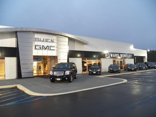 Howard Bentley Albertville >> Howard Bentley Buick Gmc Albertville Albertville Al 35950 Car