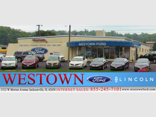 Westown Ford Lincoln Jacksonville Il 62650 Car Dealership And