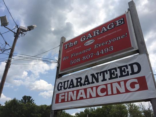 The Garage Bridgewater
