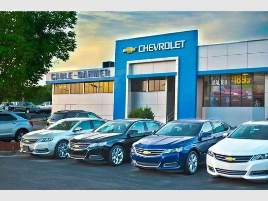 Chevrolet Dealers Kansas City >> Cable Dahmer Chevrolet Of Kansas City Kansas City Mo 64114 Car