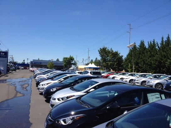 Beaverton Hyundai Email Dealer