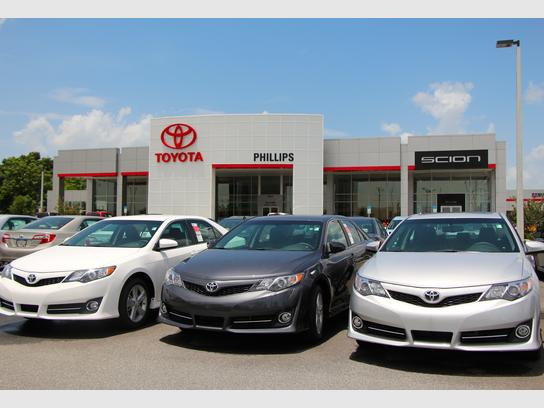 Toyota Phillips Highway >> Phillips Toyota Leesburg Fl 34788 Car Dealership And