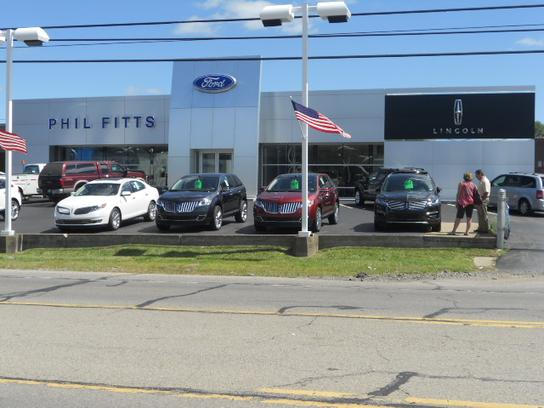 Phil Fitts Ford >> Phil Fitts Ford Lincoln New Castle Pa 16105 Car