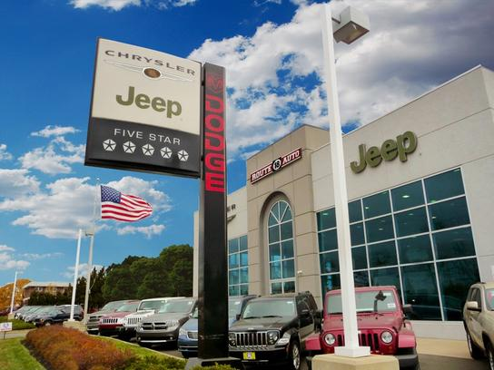 Route 18 Chrysler Jeep Dodge