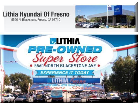 Lithia Hyundai Fresno >> Lithia Hyundai Of Fresno Fresno Ca 93710 Car Dealership