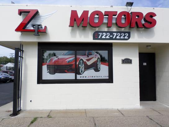 ZT Motors Inc.