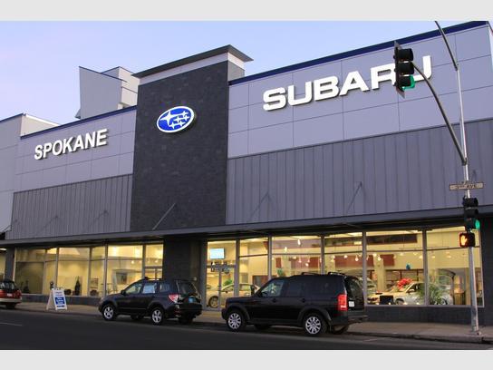 Subaru of Spokane