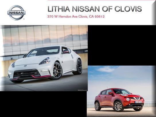 Lithia Nissan Of Clovis Clovis Ca 93612 Car Dealership And Auto