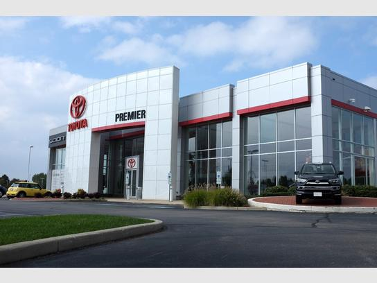 Premier Toyota of Amherst