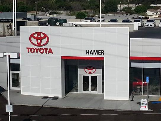 Toyota Mission Hills >> Hamer Toyota Mission Hills Ca 91345 Car Dealership And