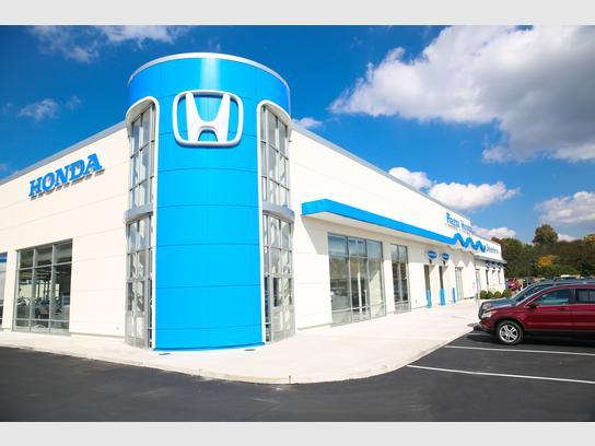Honda Springfield Pa >> Piazza Honda Of Springfield Springfield Pa 19064 Car Dealership