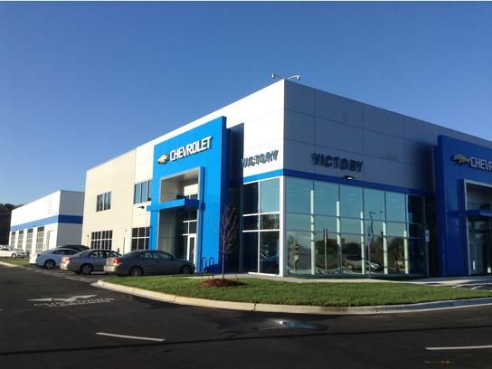 Chevrolet Dealership Charlotte Nc >> Victory Chevrolet Charlotte Nc 28214 Car Dealership And