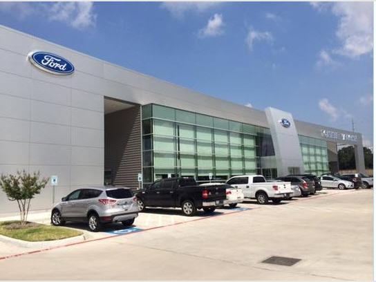 Ford Dealership Houston >> Tommie Vaughn Ford Houston Tx 77008 Car Dealership And Auto