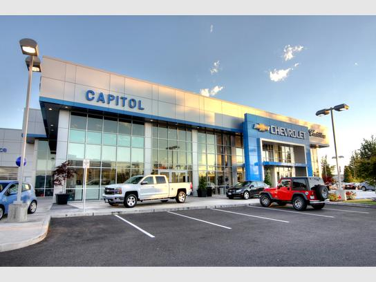Capitol Chevrolet Cadillac Salem Or 97301 Car Dealership And Auto Financing Autotrader