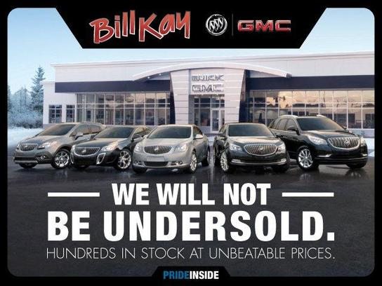 Bill Kay Gmc >> Bill Kay Buick Gmc Downers Grove Il 60515 Car Dealership